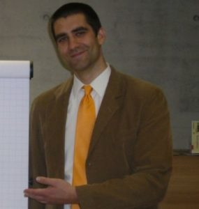 Peter Kovacs Dozent